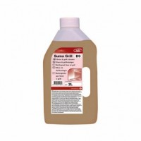 Suma Grill D9 Средство для удаления пригоревшего жира